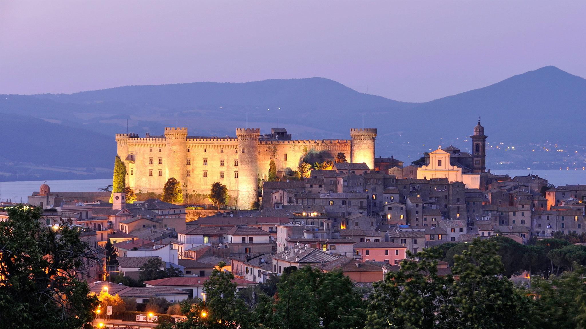 Tour from civitavecchia to lake bracciano - Tour rome from civitavecchia port ...