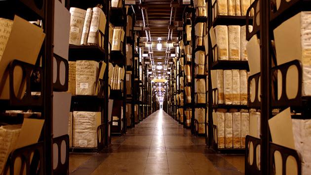 Image result for The Vatican Secret Archives (Vatican City)